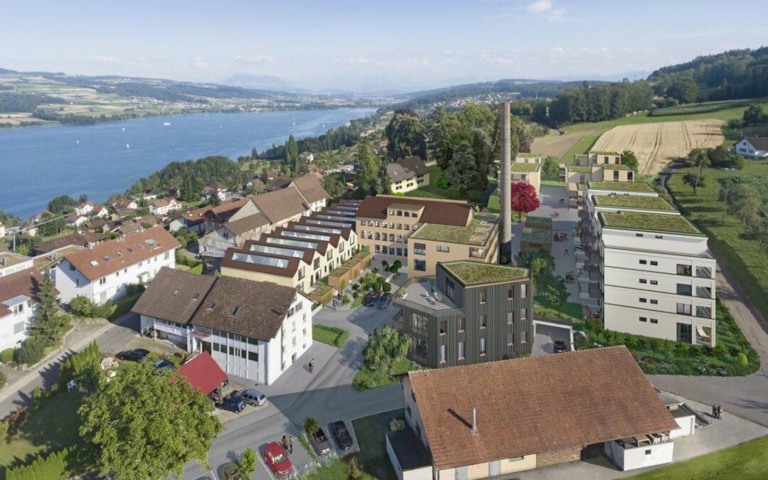 Topmoderne 3.5-Zimmer Loftwohnung in Birrwil per sofort zu vermieten