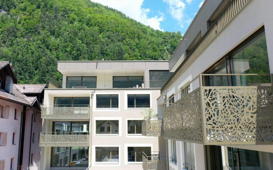 Zu verkaufen 3.5-Zimmerwohnung in Meiringen