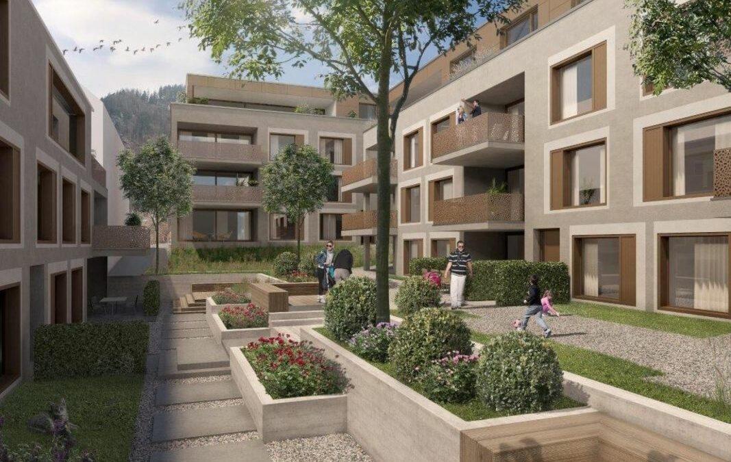 Zu verkaufen 3.5-Zimmer Gartenwohnung in Meiringen